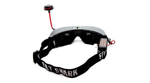 Spektrum V4 Videobrille mit Head Tracking - 3