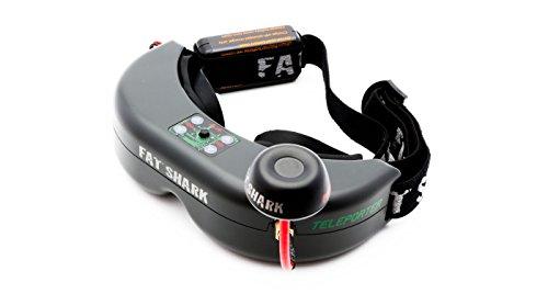 Spektrum V4 Videobrille mit Head Tracking - 4