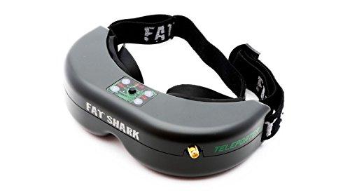 Spektrum V4 Videobrille mit Head Tracking - 5