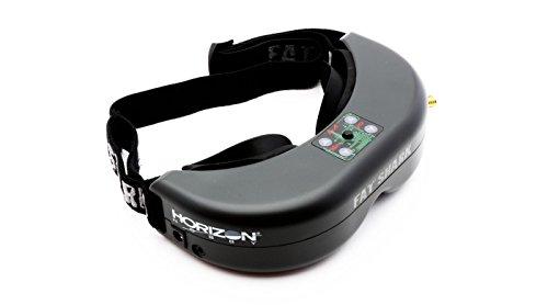 Spektrum V4 Videobrille mit Head Tracking - 6