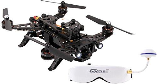 XciteRC - FPV Racing-Quadrocopter Runner 250 RTF