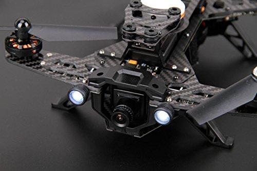 XciteRC 15003650 – FPV Racing-Quadrocopter Runner 250 RTF - 12