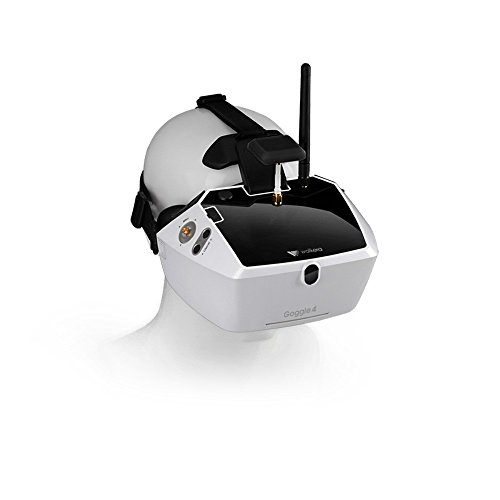 Walkera Goggle 4 FPV Videobrille *Vorbestellung* 5,8 GHz - 3