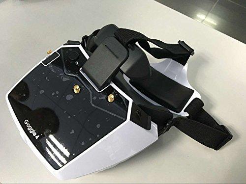 Walkera Goggle 4 FPV Videobrille *Vorbestellung* 5,8 GHz - 5