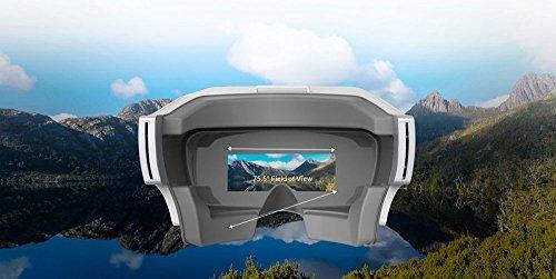 Yuneec Skyview, FPV Brille für Multikopter - 7