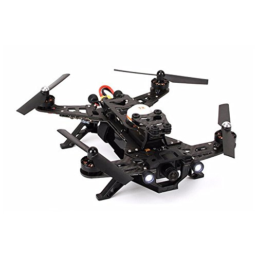 Walkera Runner 250 Racer Quadrocopter komplett Set - 4