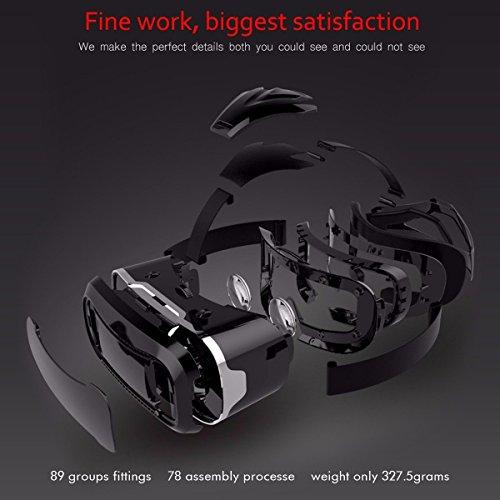 3D VR Headset, ELEGIANT Universal 3D VR Box - 6