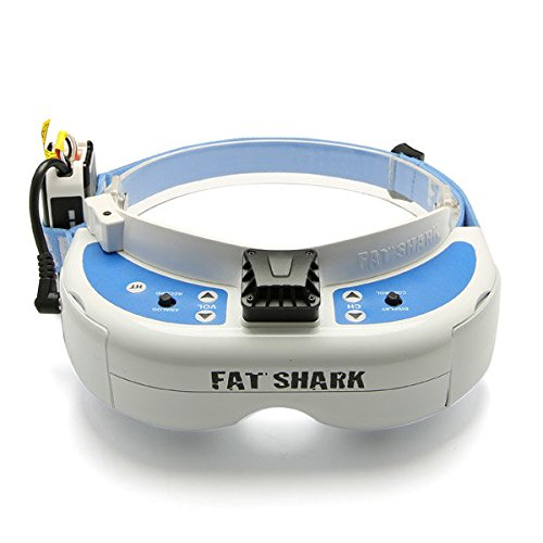 Calli Fatshark Dominator V3 FPV Video Brille