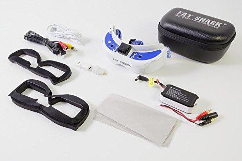 Fatshark 17000300 – Dominator V3 FPV Videobrille - 2