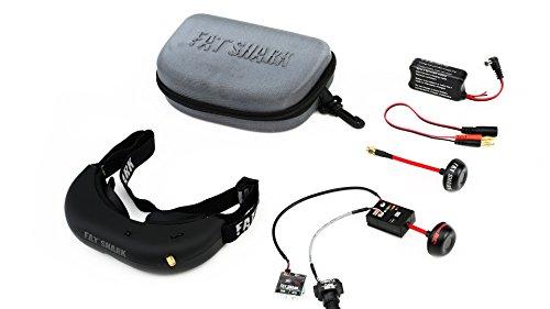 Fatshark Attitude V2 25mW FPV Set mit Videobrille