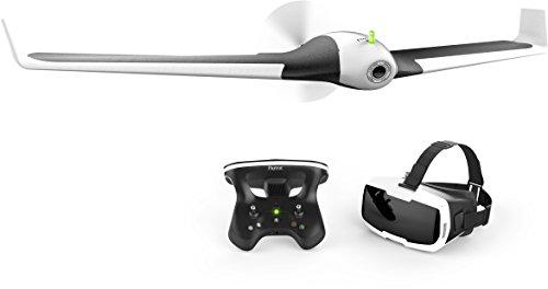 Parrot Disco FPV Drohne im Set mit Skycontroller und FPV-Brille