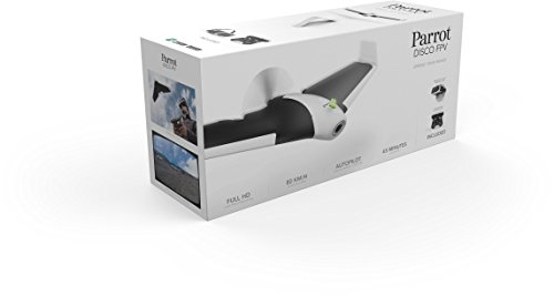 Parrot Disco FPV Drohne im Set mit Skycontroller und FPV-Brille - 3