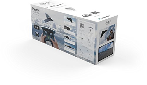 Parrot Disco FPV Drohne im Set mit Skycontroller und FPV-Brille - 5