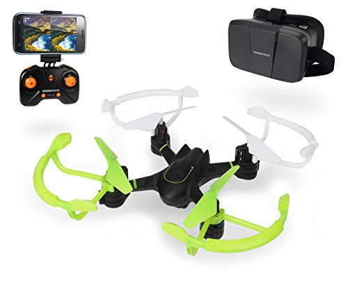 Dickie Toys RC DT FPV-VR Quadrocopter & VR Brille