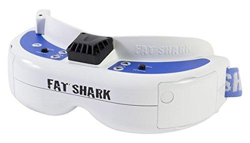 Fatshark Phantom 3/4 FPV-Set mit Dominator V3 FPV Videobrille