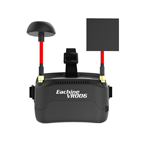 Eachine VR006 Mini FPV Brille Headset VR-006 3inch