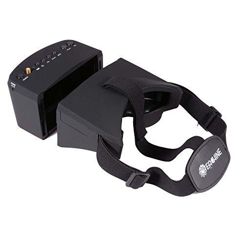 XCSOURCE® Eachine EV800 5 Zoll 800x480 FPV Brille 5.8G 40CH Empfänger Raceband Auto-Suche Eingebaute Batterie AH221 - 6