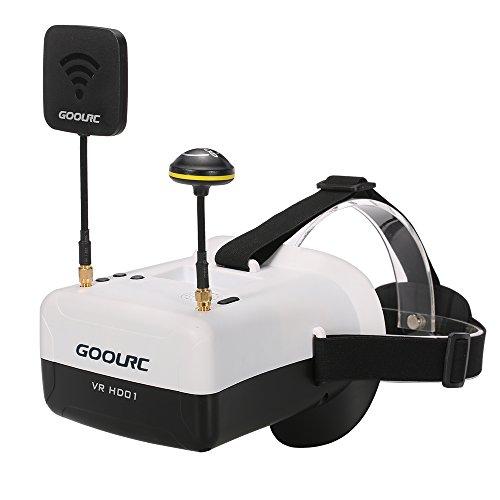 GoolRC VR HD01 40CH Duo Antennen FPV Goggles
