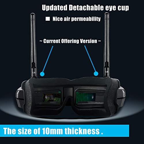 Flysight FPV Brille 5.8G Dual Antenna für RC Drohne - 3