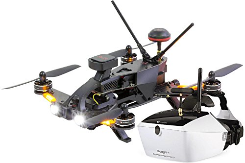 Walkera - Runner 250 Pro Racing-Quadrocopter RTF