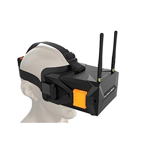 Eachine FPV Brille VR011 5 Zoll FPV Goggles 800x480 Vielfalt FPV Video Headset Brille 5,8G 40CH Raceband Bauen In Batterie ohne DVR für FPV Racing Drone - 2
