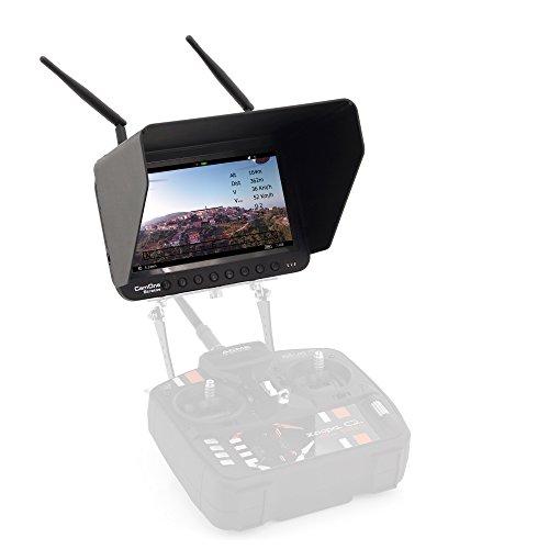 CamOneTec FCHD77 FPV-Bildschirm Stratos 17,8 cm (7 Zoll)/178 mm schwarz