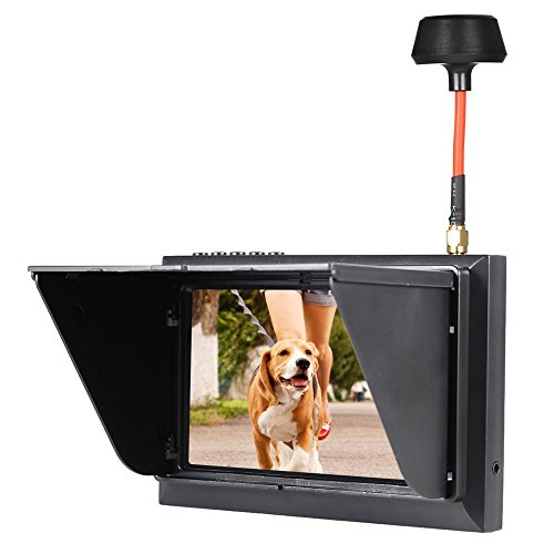 "Andoer 4.3"" HD TFT-LCD-Bildschirm FPV Kamera Monitor"