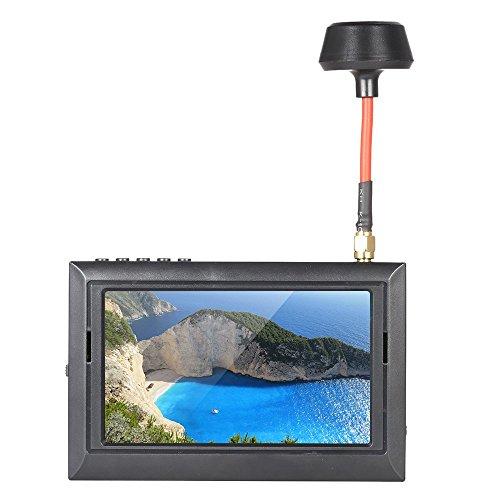 Andoer 4.3″ HD TFT-LCD-Bildschirm FPV Kamera Monitor - 4