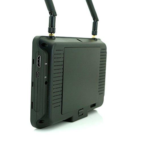 CamOneTec FCHD79 FPV-Bildschirm Stratos 17,8 cm (7 Zoll)/178 mm schwarz - 4