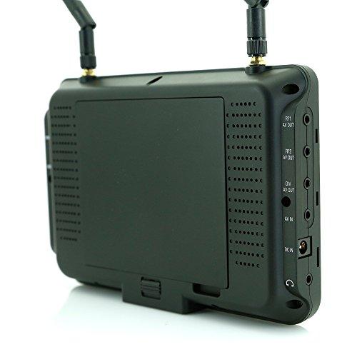 CamOneTec FCHD79 FPV-Bildschirm Stratos 17,8 cm - 5