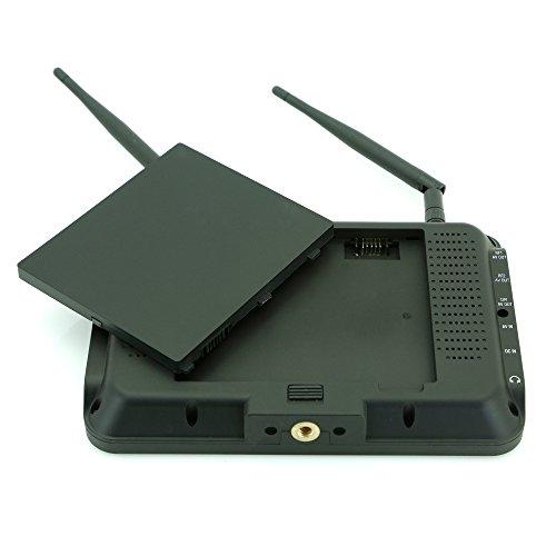 CamOneTec FCHD79 FPV-Bildschirm Stratos 17,8 cm - 6