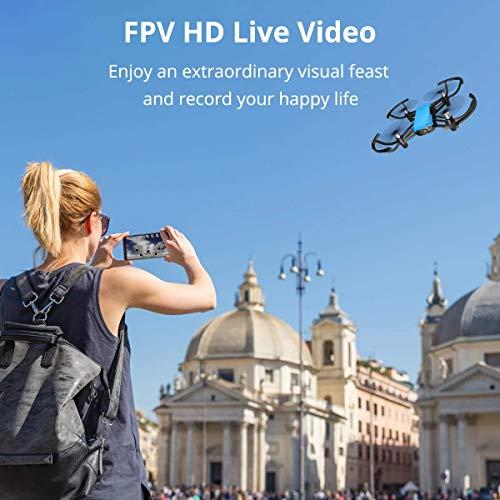 REDPAWZ Micro FPV Racing Drone Set - 4