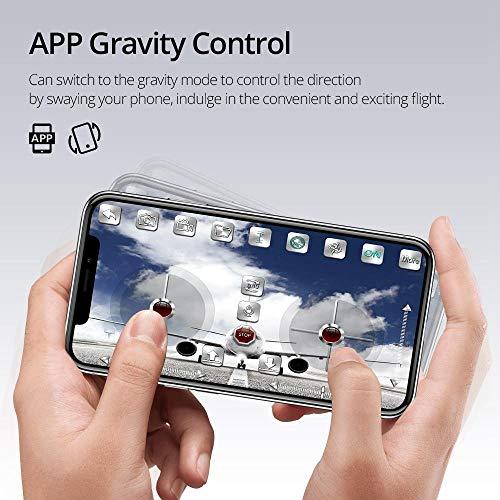 REDPAWZ R011 5.8G 40CH Micro FPV Racing Drone mit 1000TVL FOV 120 ° Weitwinkel Kamera FPV Goggles - RTF - 6