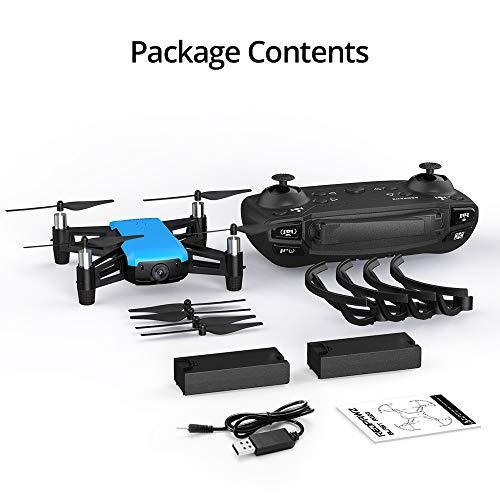 REDPAWZ Micro FPV Racing Drone Set - 8