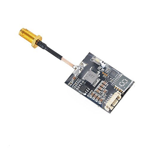 Foxeer FPV Sender Switcher 5.8G 40CH Switcher Einstellbare VTX mit Pigtail SMA Buchse für FPV Racing Drone Quadcopter - 2