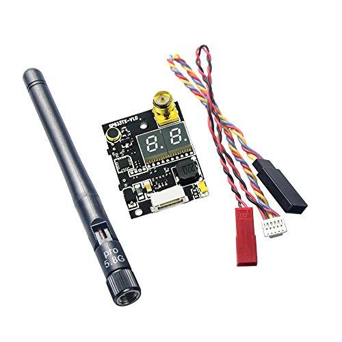 Gotoqomo TX833 5.8G 25mW 40CH Mini FPV Sender