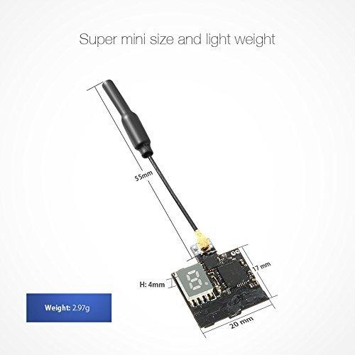 EACHINE VTX03 FPV Sender 5.8G 72CH Mini FPV Transmitter umschaltbar - 4