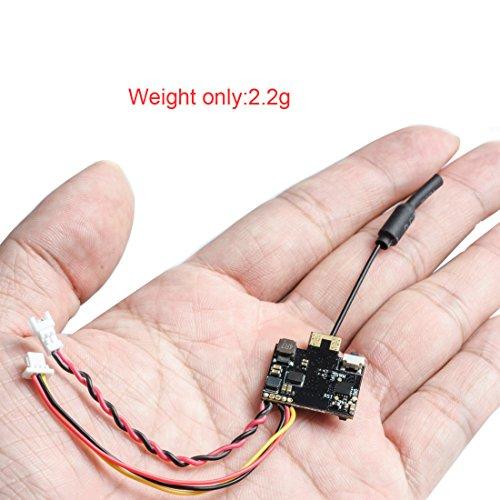 Nano 1 48CH 0mW/25mW/200mW Micro FPV Sender - 4
