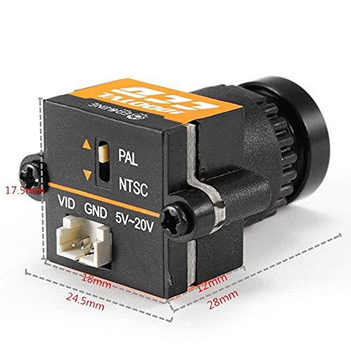 EACHINE 1000TVL Mini FPV Kamera 1/3 CCD 110 Grad - 4