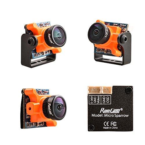 RunCam Micro Sparrow WDR 700TVL DC FPV Kamera - 3