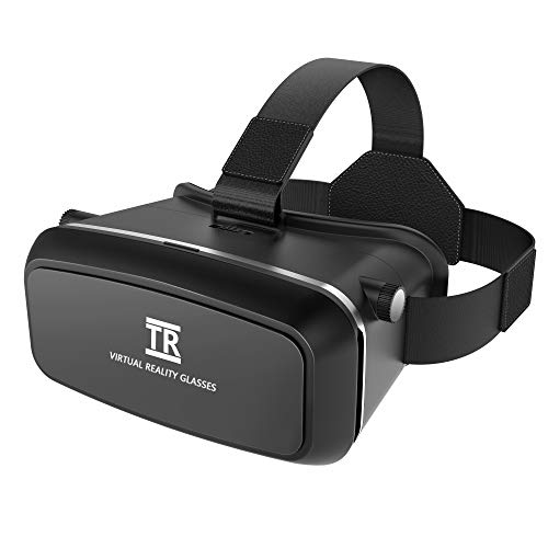 Google Cardboard V2.0 TechRise Virtual Reality 3D Brille