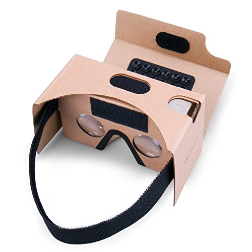Google Cardboard Virtual Reality Brille, Splaks