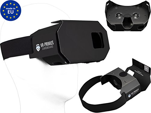 VR-PRIMUS® Cardboard | VR Brille | Virtual Reality