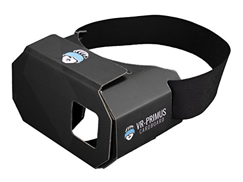 VR-PRIMUS® Cardboard | VR Brille | Virtual Reality - 6