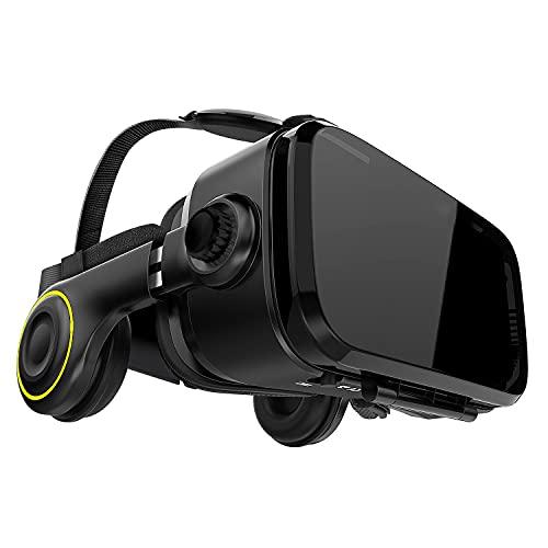 VR Brille VR-SHARK® X4 - Google Cardboard