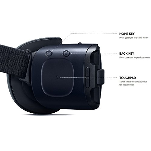Samsung Gear VR (SM-R323) Virtual Reality Headset - 2