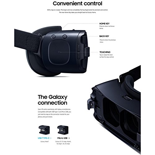 Samsung Gear VR (SM-R323) Virtual Reality Headset - 7