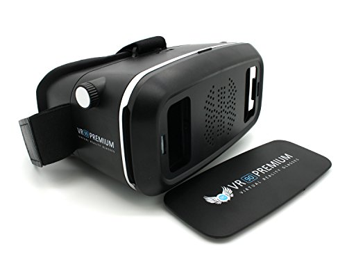 VR90 Premium Virtual Reality Glasses Video 3D - 8