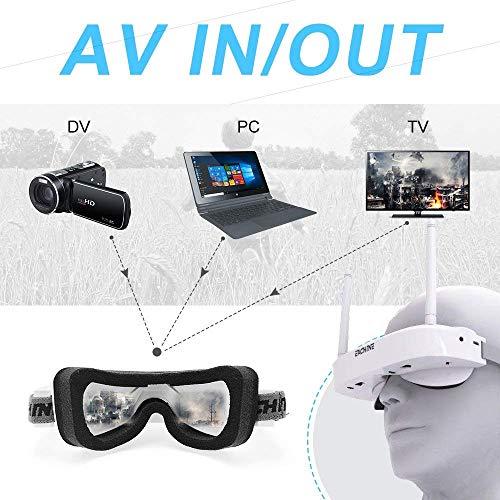 EACHINE EV100 FPV Brille Goggles - 3