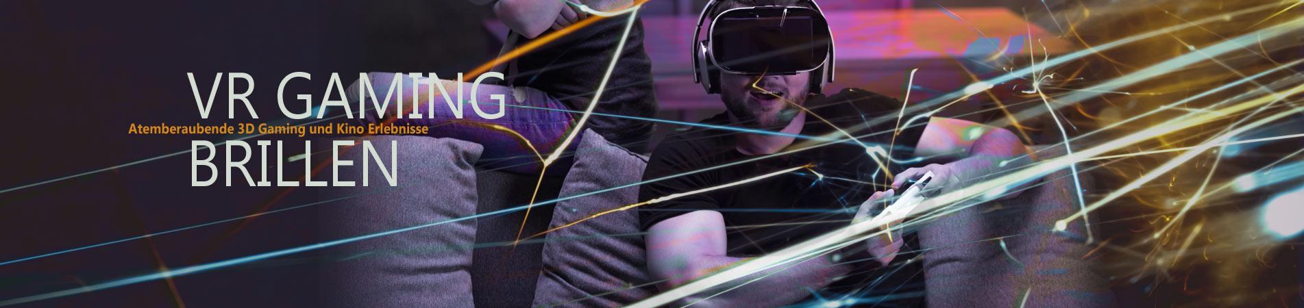 VR Gaming Brillen